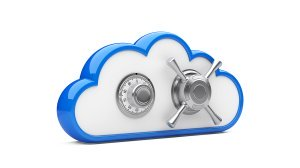 Secure your cloud storage and cloud services with a strong password