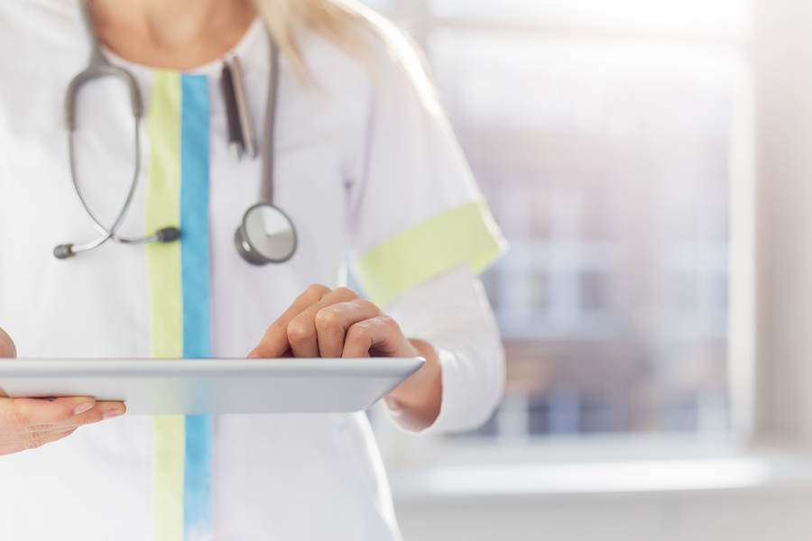 Converting Medical Records to EHR