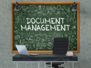 modern paperless electronic document management system edms