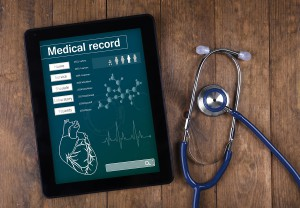 converting traditional paper medical records to electronic health records with medical record scanning