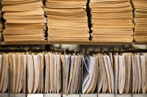 Records management selecting best record storage service