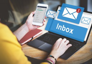 Email is a vulnerable online acitivity
