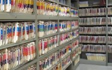 Medical Records Storage Complying with HIPAA