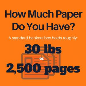 How Much Paper Do You Have-